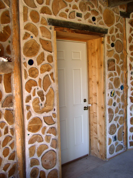 Front door, done!