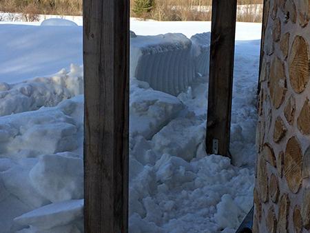 Snowhenge!