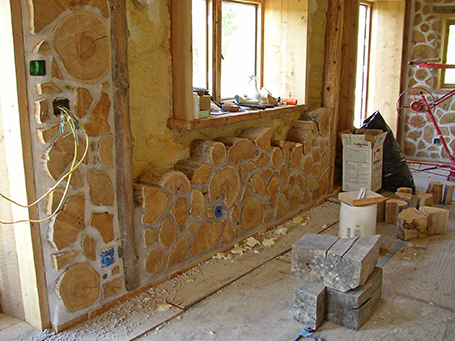nerdwood it s not what you buy it s what you build rh nerdwood com Cordwood Home Floor Plans Kenai Cordwood Home
