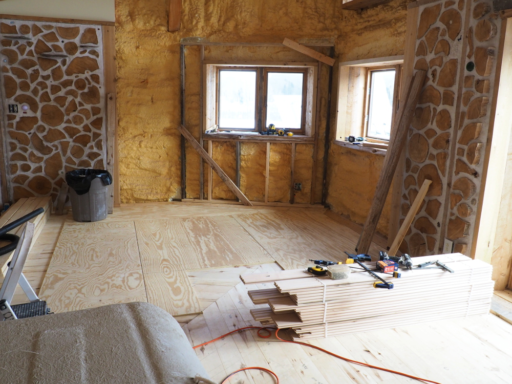 Plywood, cordwood, wall wood, floor wood